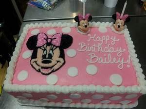 minnie mouse sheet cakes | Minnie Mouse | Cake stuff ...