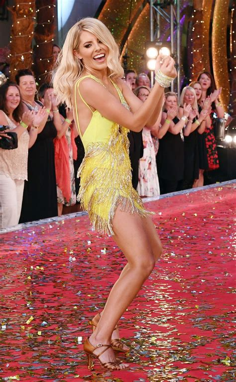 Strictly Come 2017 Mollie King Mollie King Strictly Come Launch In 08