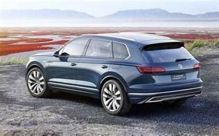 2018 VW Touareg Release Date