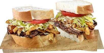 Primanti Bros Restaurant Sandwich Beef January Greenwood
