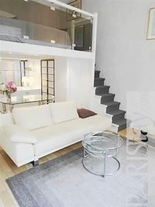Studio Mezzanine Paris : paris location meubl e appartement type t1 studio ~ Zukunftsfamilie.com Idées de Décoration