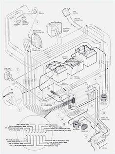 Club Car Forward Switch Wiring Diagram 48 Volt Battery by 1997 Club Car 48v Forward And Switch Wiring
