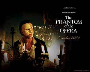 Phantom Of The Opera Wallpapers Wallpaper Cave