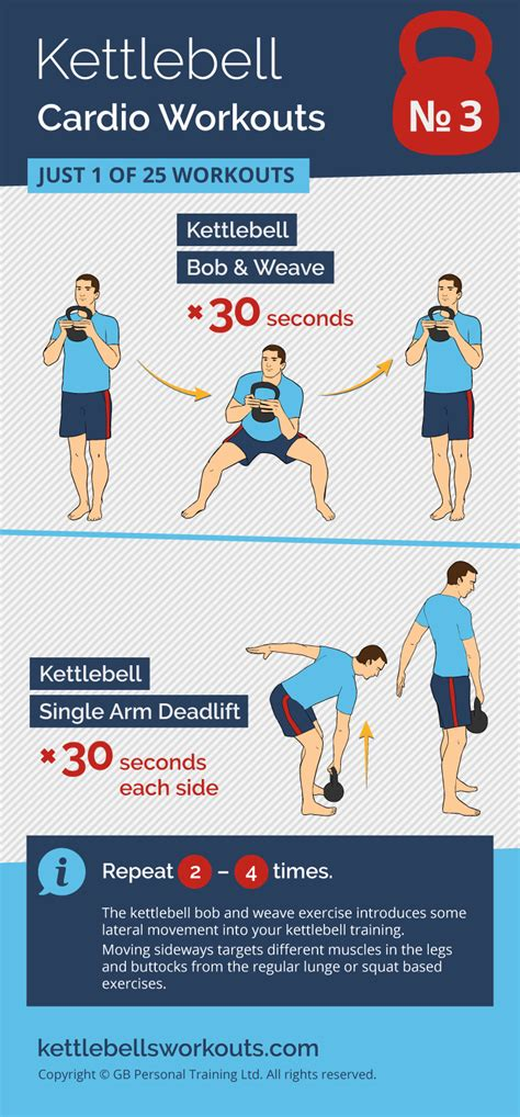 kettlebell cardio workouts kettlebellsworkouts workout