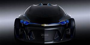 This Chevrolet FNR concept car is science fiction made ...