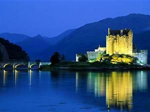 Wallpaper Eilean Donan Castle