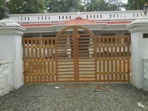 Kerala Gates Designs For Houses