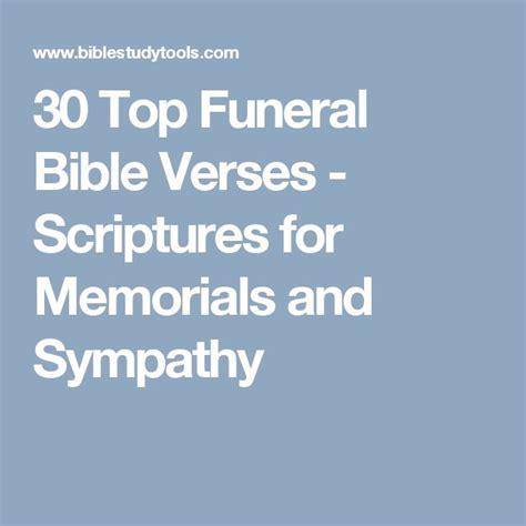 top funeral bible verses scriptures  memorials