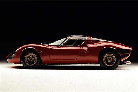 Alfa Romeo Tipo 33 Stradale (19671969) Specifications