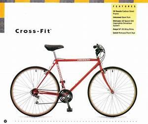 Velo Resto Schwinn Cross Fit Catalog