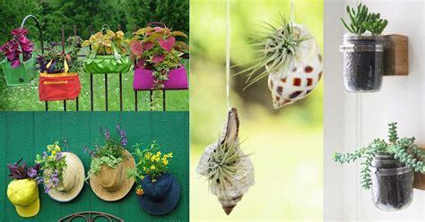 offbeat diy hanging planter ideas balcony garden web