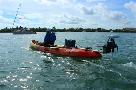 Owning A Small Motor Boat by Choice Kayak Motor Boat A Jke