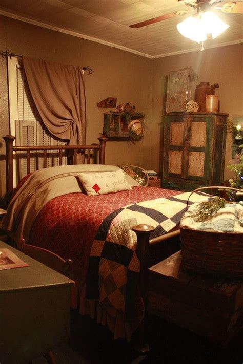 Primitive Bedrooms by Best 25 Primitive Bedroom Ideas On Rustic