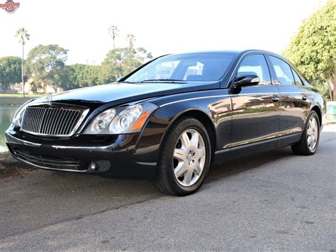 Used Maybach 57 For Sale In Marina Del
