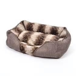 bailey bella linen dog bolster beds petsolutions