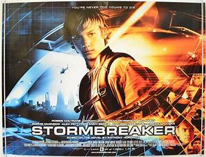 Stormbreaker - Original Cinema Movie Poster From ...