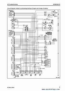 Komatsu Excavator Galeo Pc200  Lc Lc