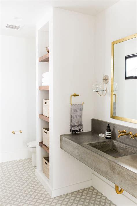 studio bathroom ideas modern mountain home tour guest wing studio mcgee