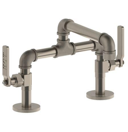 Watermark Elan Vital 38  Elevated Widespread Bathroom Faucet
