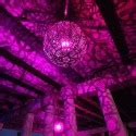 ballroom luminoso lamparas  piezas de bicicletas