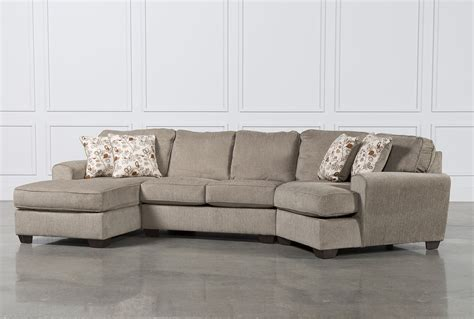 Cuddler Loveseat by Patola Park 3 Cuddler Sectional W Laf Corner Chaise