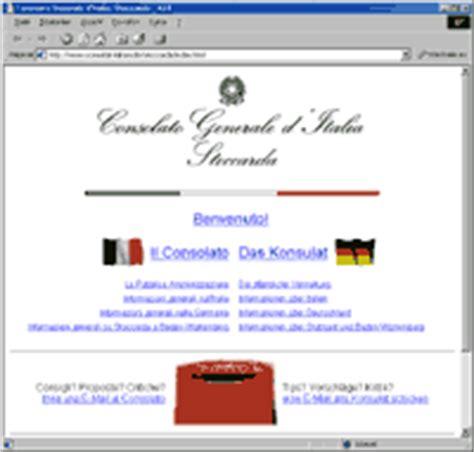 Consolato Italiano A Stoccarda by Paolo Moriconi Le Mie Homepage