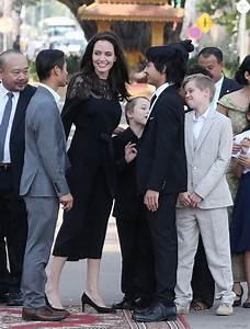 Pax, Knox, Maddox et Shiloh Jolie-Pitt - Angelina Jolie ...