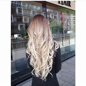 Ombre Hair Blond Polaire : ombr hair blond cendr les 25 meilleures id es concernant blond cendr sur pinterest blond ~ Nature-et-papiers.com Idées de Décoration