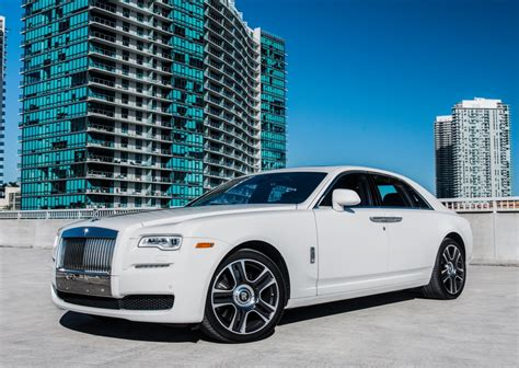 Rolls Royce Rental by Rolls Royce Ghost For Rent In Miami Paramount Luxury Rentals