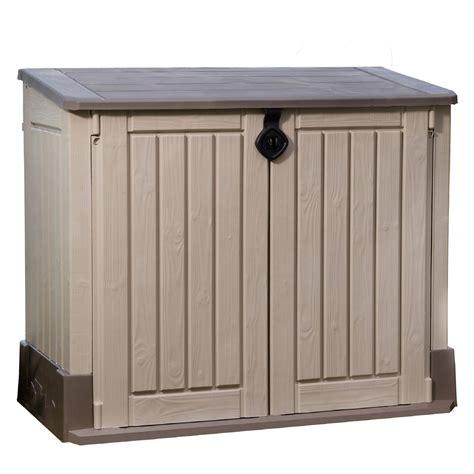 keter woodland storage shed 30 keter woodland 30 cu ft storage shed ebay