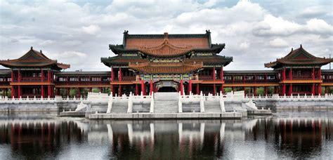 cuisine sur cours l 39 ancien palais d 39 été reconstruit à l 39 échelle en chine pour chinawood chine informations