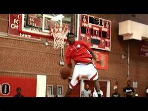 Nasty Dunk By Sophomore KweShaun Parker