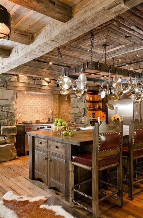 fuente canadianloghomescom cocinas pinterest casas