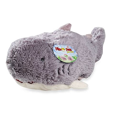 wee pillow pets pillow pets wee in shark bed bath beyond