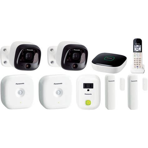 Panasonic Diy Wireless Home Security Bundle B&h Photo Video