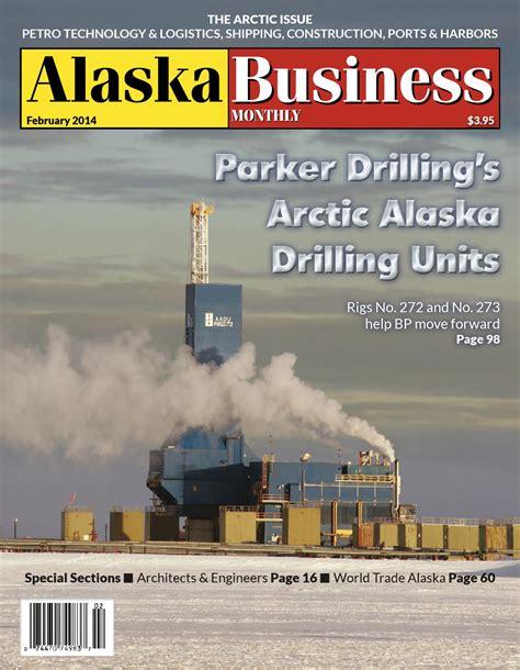 alaska business monthly february   alaska business