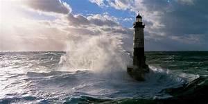 Leuchtturm Ar Men : jean guichard phare d 39 ar men keilrahmen bild leinwand meer leuchtturm wellen ebay ~ Buech-reservation.com Haus und Dekorationen
