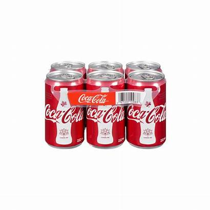 Coke Cans Pack Classic Drinks Soft