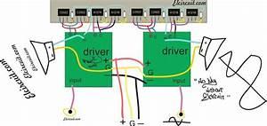 High End 500w Power Amplifier Open Air