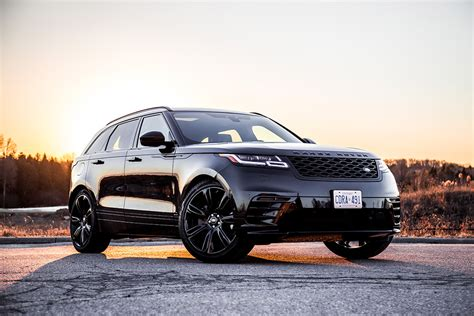 review  range rover velar p canadian auto review
