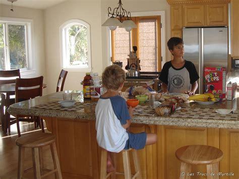 cuisine manger les trucs de myrtille manger dans la cuisine
