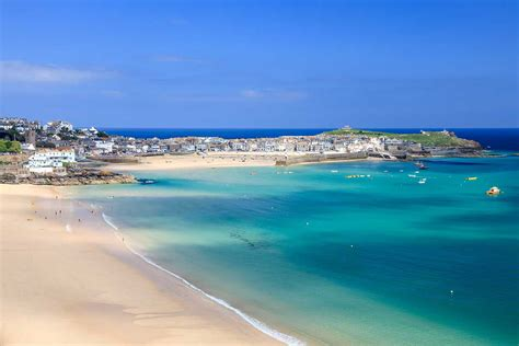 Porthminster Beach, St Ives | Forever Cornwall Unique Retreats