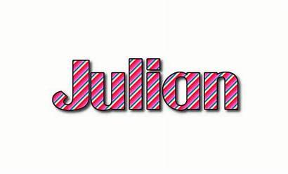Julian Logotipo Nombre Hacer Este Del Logos