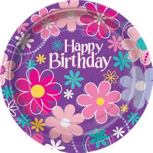 easter basket gifts birthday blossom party plates from all you need to party uk
