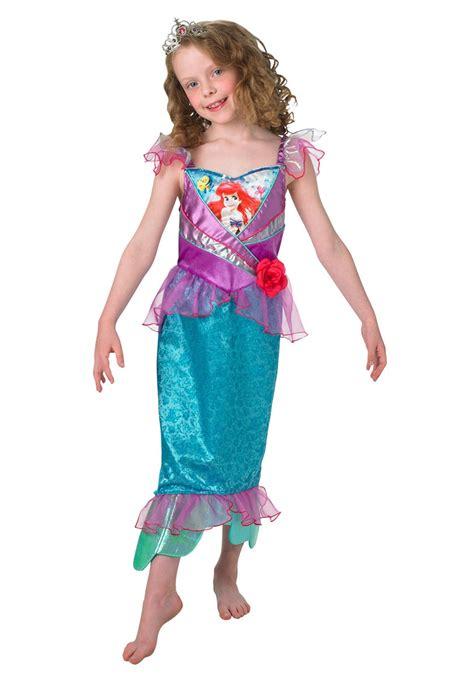 disney ariel costume shimmer dress escapade uk