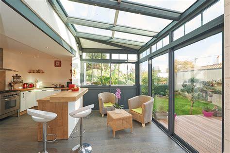 cuisine veranda photos créez votre espace cuisine avec ternois vérandas