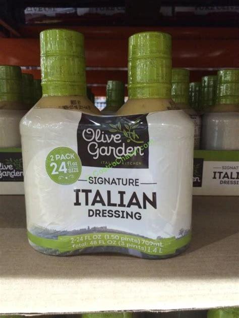olive garden italian dressing olive garden italian dressing 2 24 ounce bottles