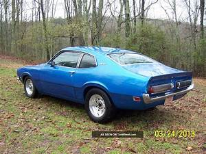 1973 Ford Maverick Owners Manual