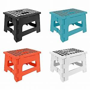 Kikkerland® Easy Folding Step Stool - www BedBathandBeyond com