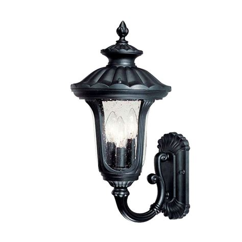 acclaim lighting augusta collection 3 light matte black